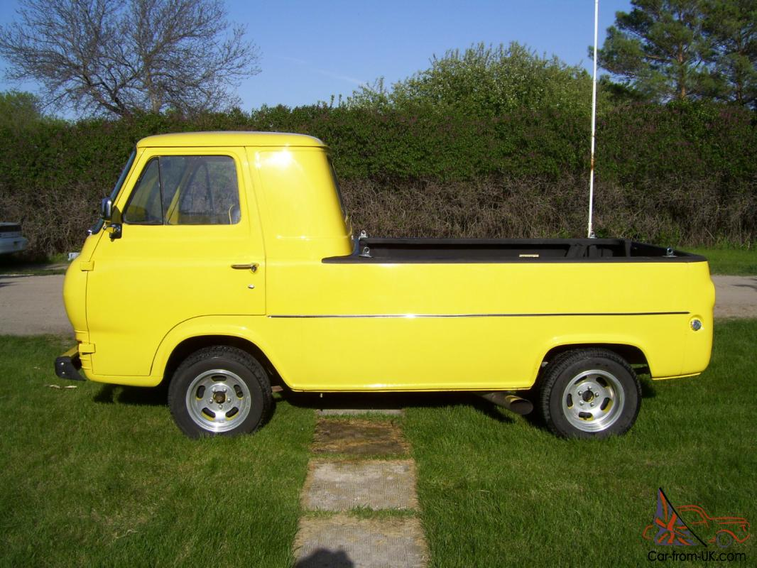Mercury econoline photo - 3