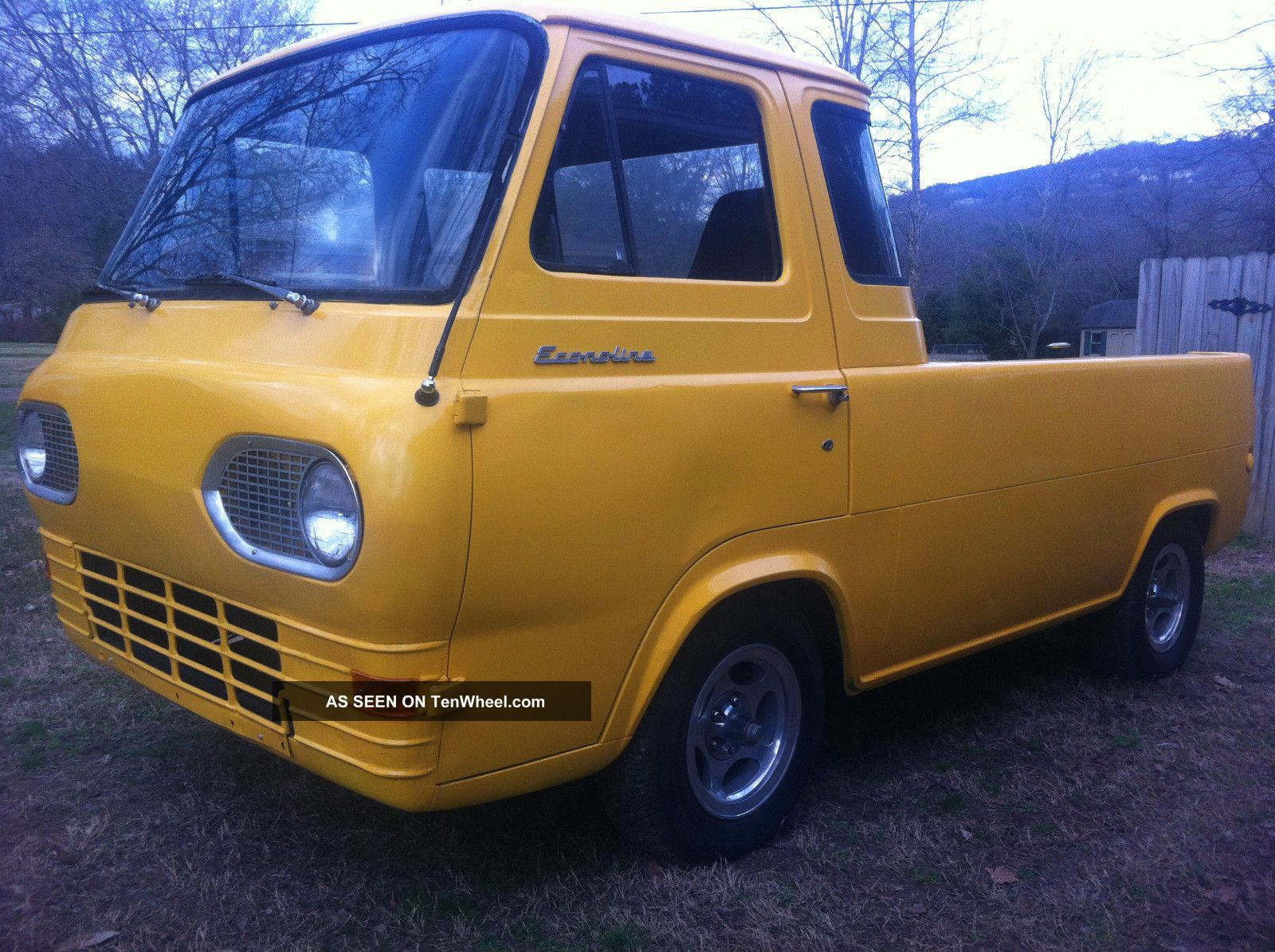 Mercury econoline photo - 4