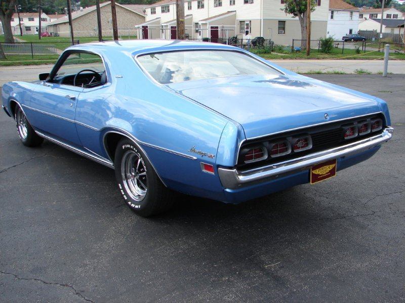 Mercury montego photo - 4