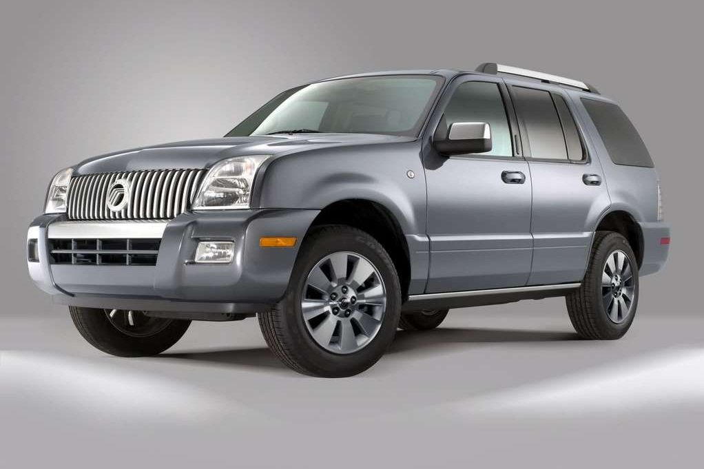 Mercury mountaineer photo - 1