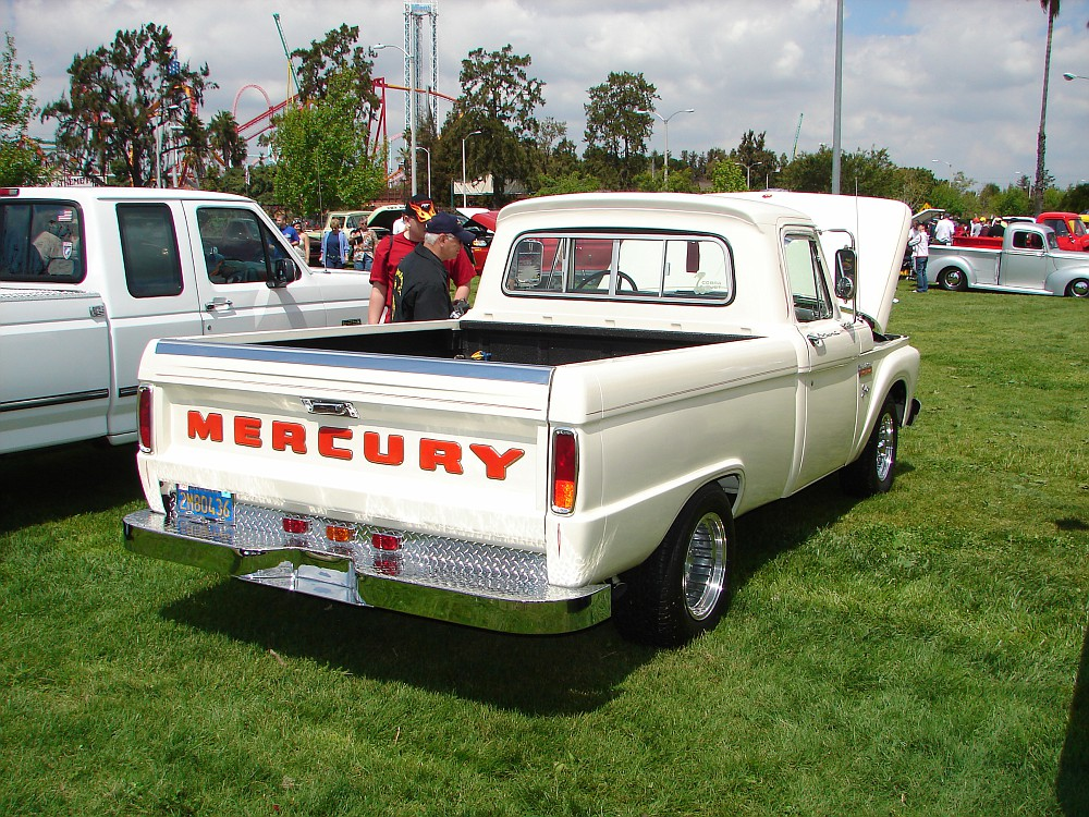 Mercury pickup photo - 2