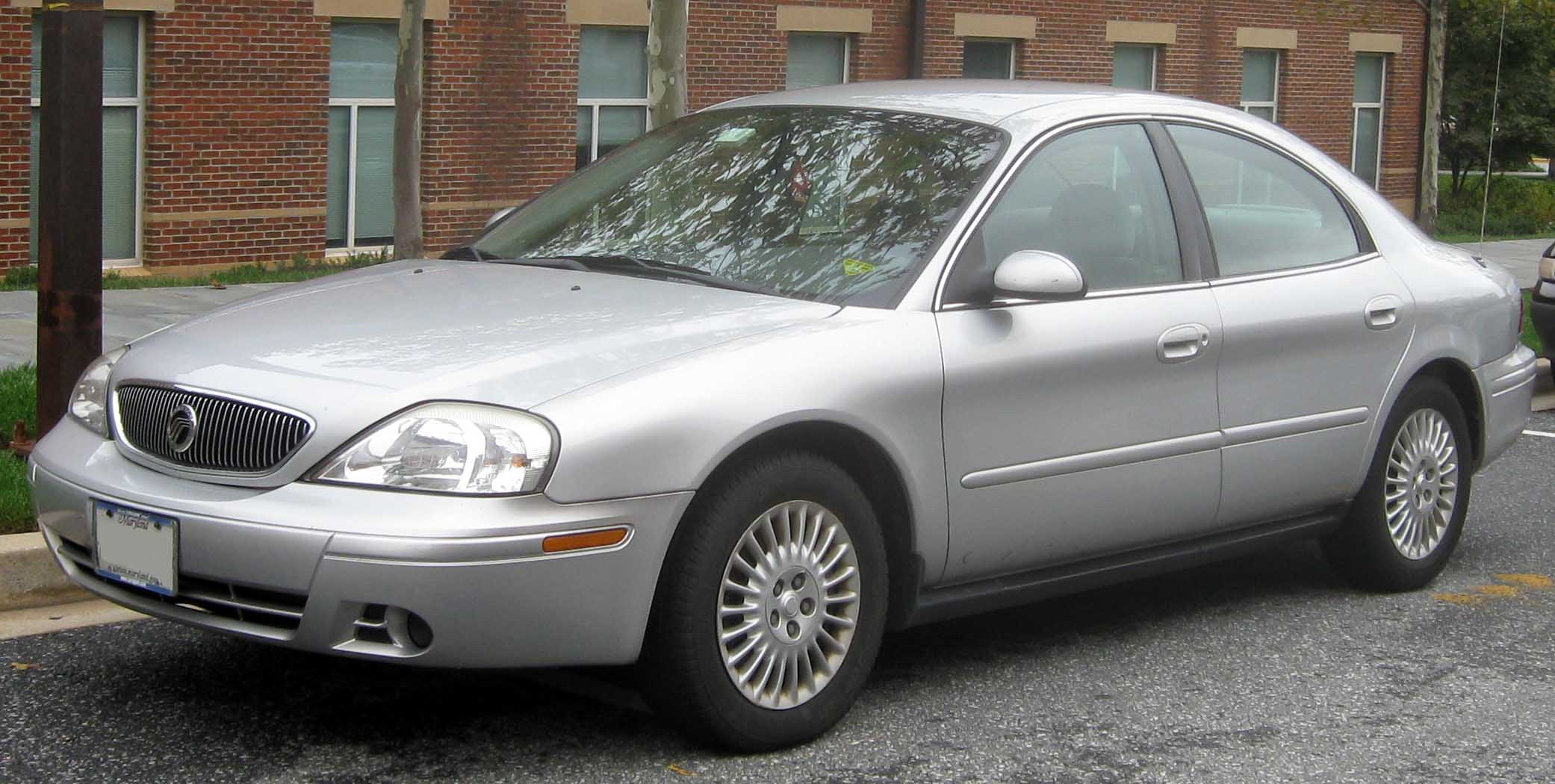 Mercury sable photo - 4