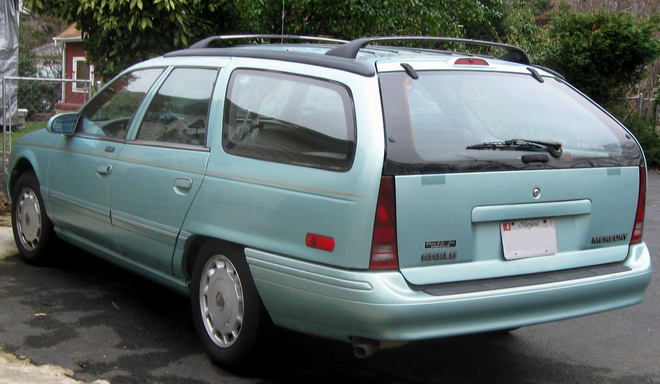 Mercury wagon photo - 3