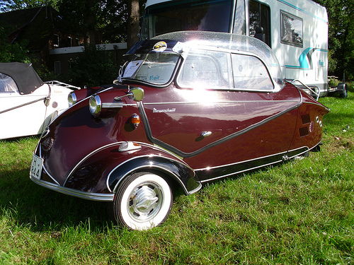 Messerschmitt 200 photo - 3