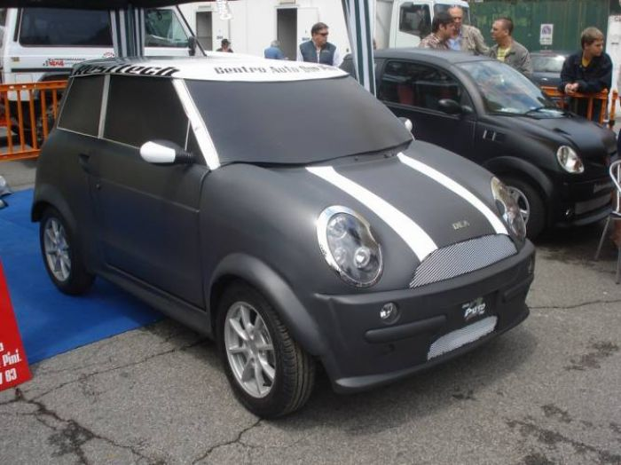 Microcar car photo - 1