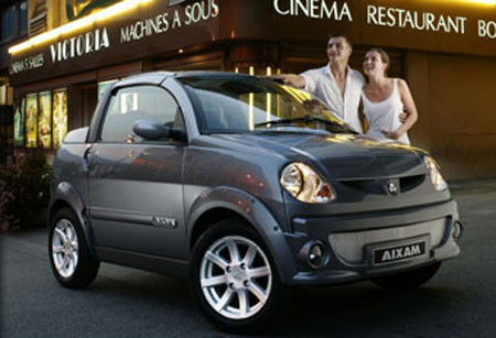 Microcar car photo - 4