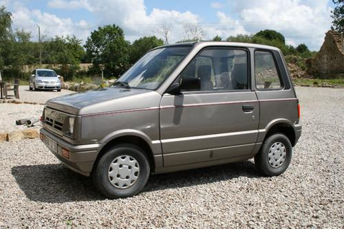 Microcar spid photo - 1