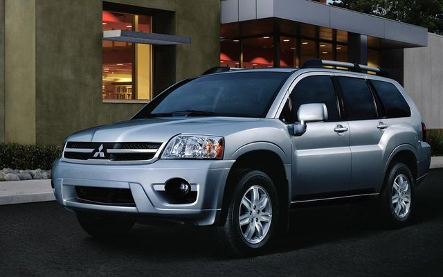 Mitsubishi endeavor photo - 2