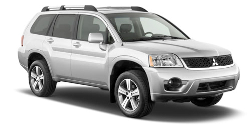 Mitsubishi endeavor photo - 3