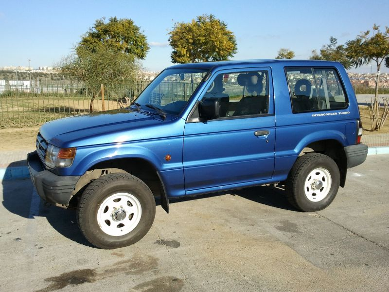 Mitsubishi galloper photo - 2