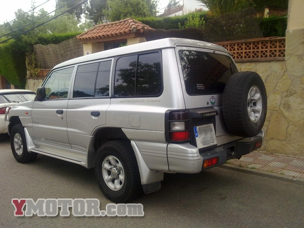 Mitsubishi galloper photo - 3