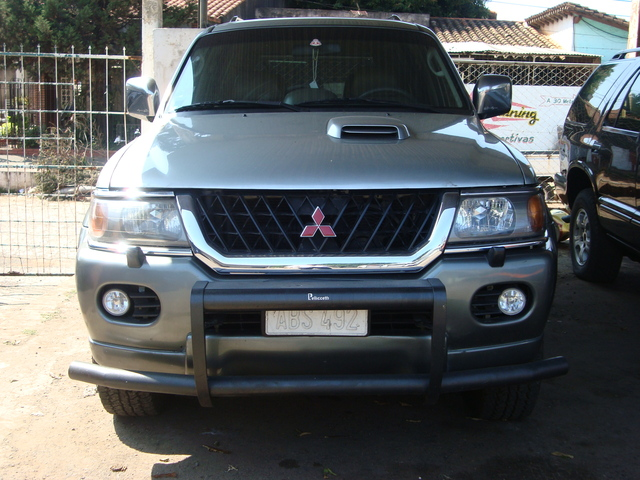 Mitsubishi nativa photo - 4