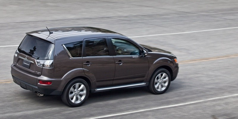 Mitsubishi outlander photo - 3