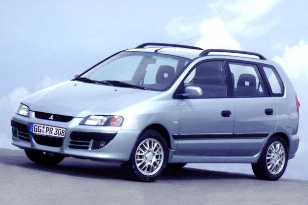 Mitsubishi spacestar photo - 4