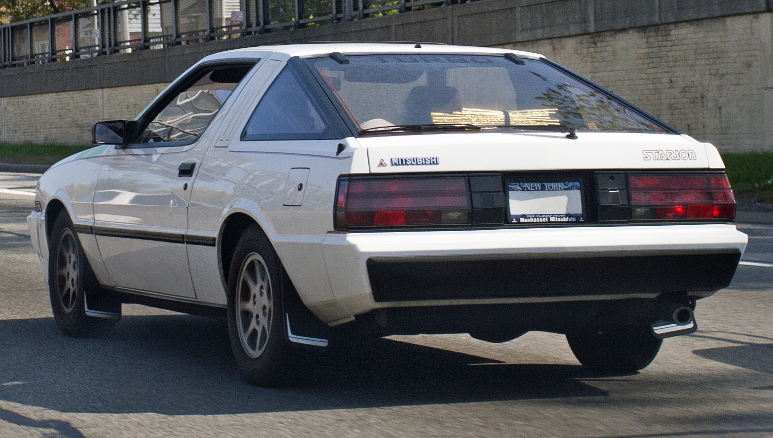 Mitsubishi turbo photo - 4