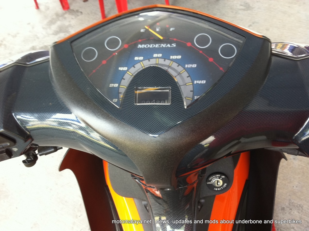 Modenas ct100 photo - 2