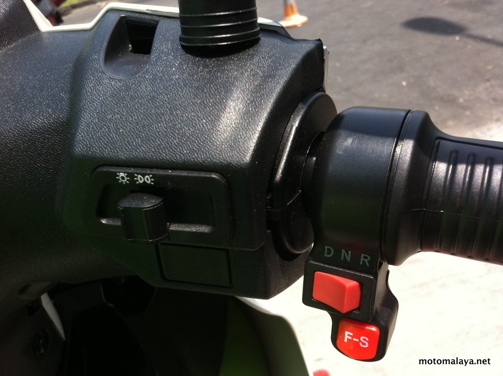 Modenas ctric photo - 1