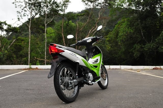 Modenas ctric photo - 2