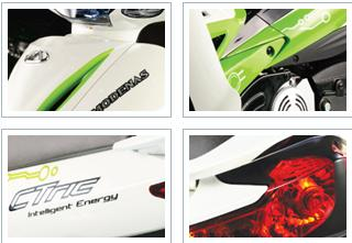 Modenas ctric photo - 3
