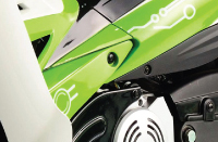 Modenas ctric photo - 4