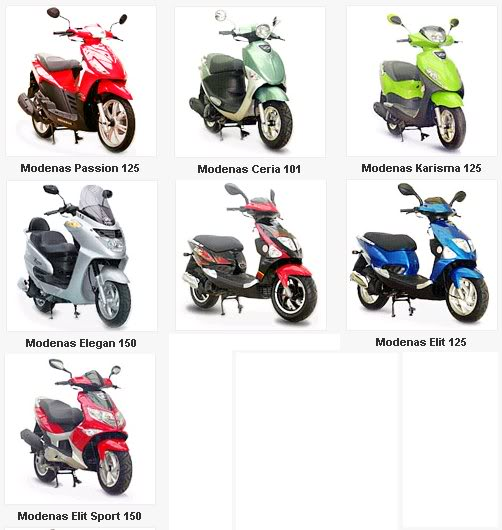 Modenas elegan photo - 4