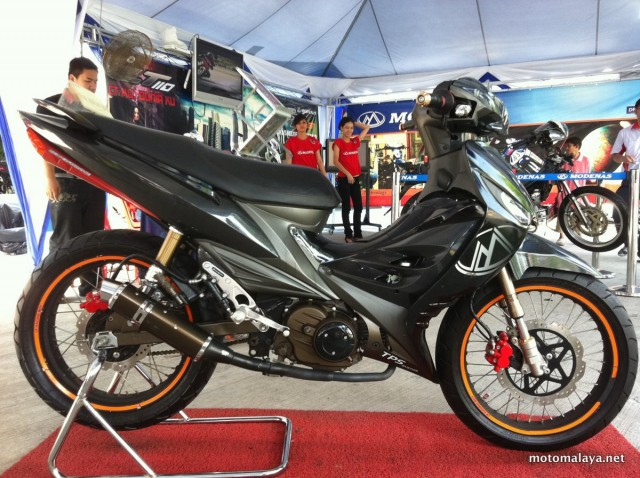 Modenas kriss photo - 1