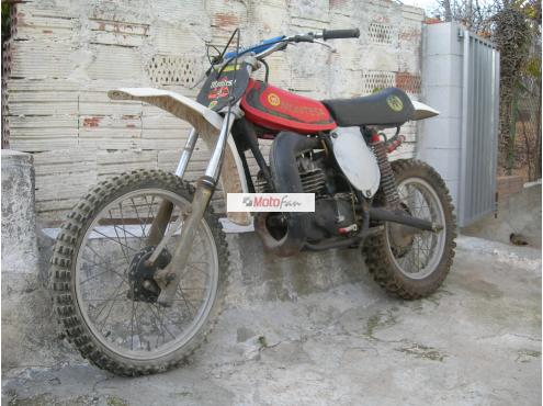 Montesa cappra photo - 1