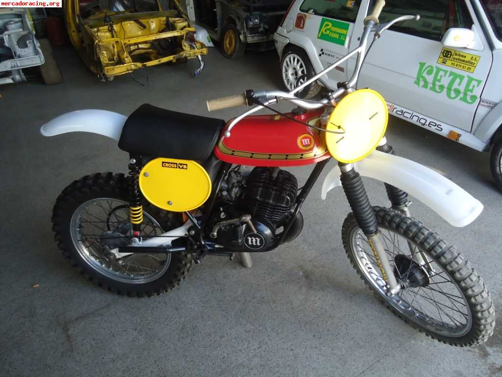 Montesa cappra photo - 2