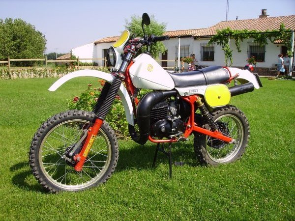 Montesa cappra photo - 3