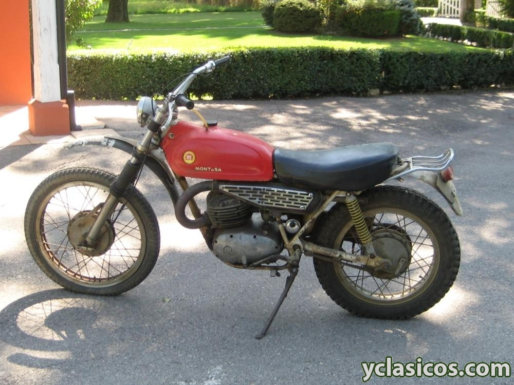 Montesa scorpion photo - 2