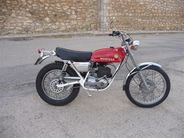 Montesa scorpion photo - 4