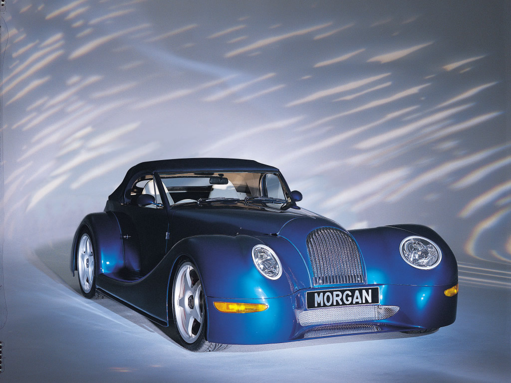 Morgan aero photo - 1