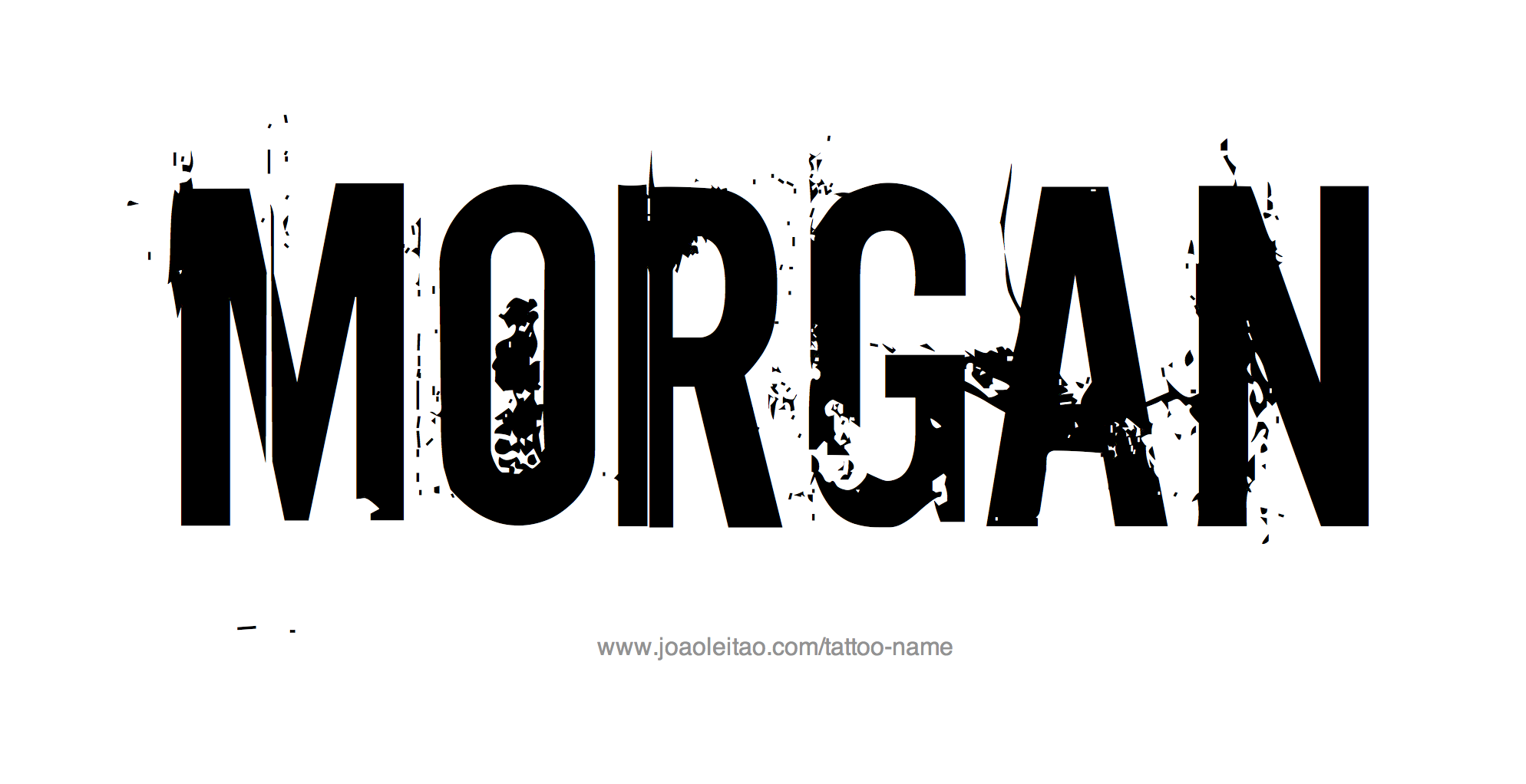 Morgan design photo - 3