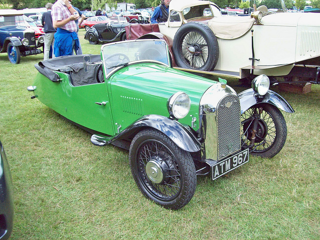 Morgan f4 photo - 1