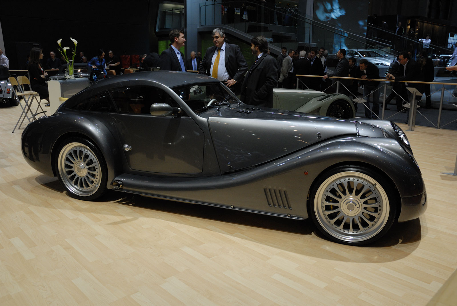 Morgan f4 photo - 4