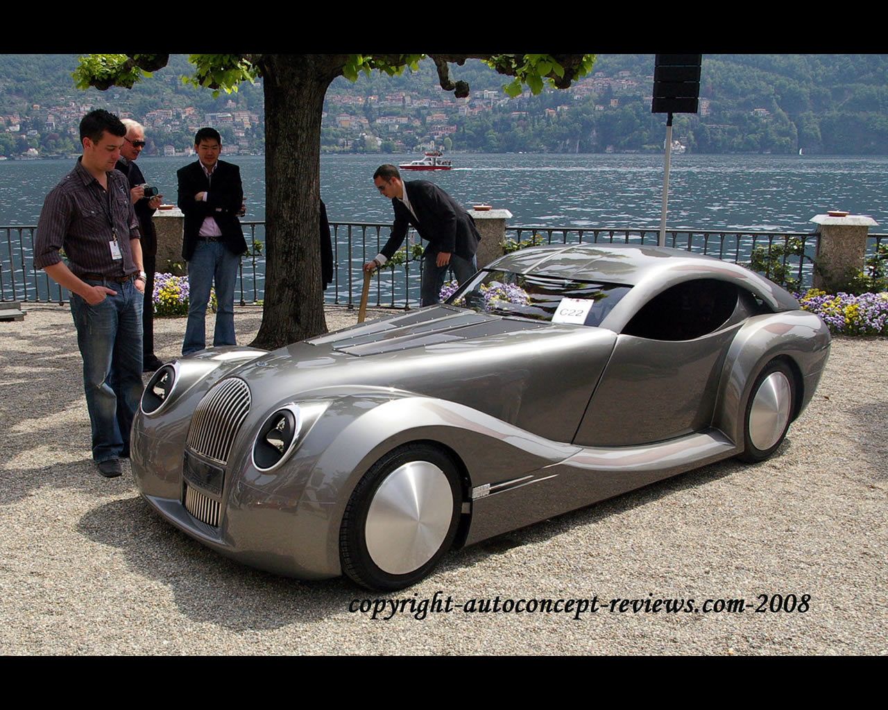 Morgan lifecar photo - 1