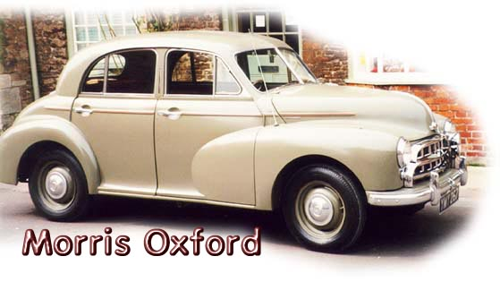 Morris oxford photo - 1