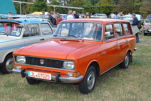 Moskvich 2137 photo - 1