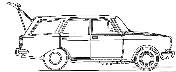 Moskvich 2137 photo - 4