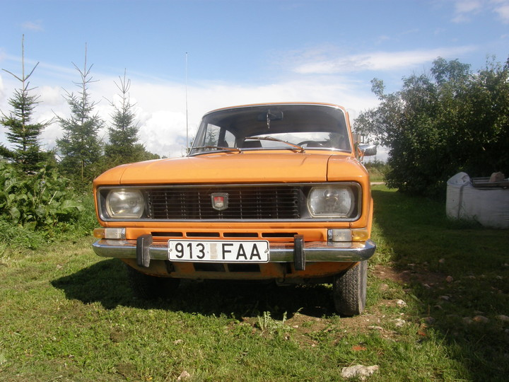 Moskvich 2140 photo - 1