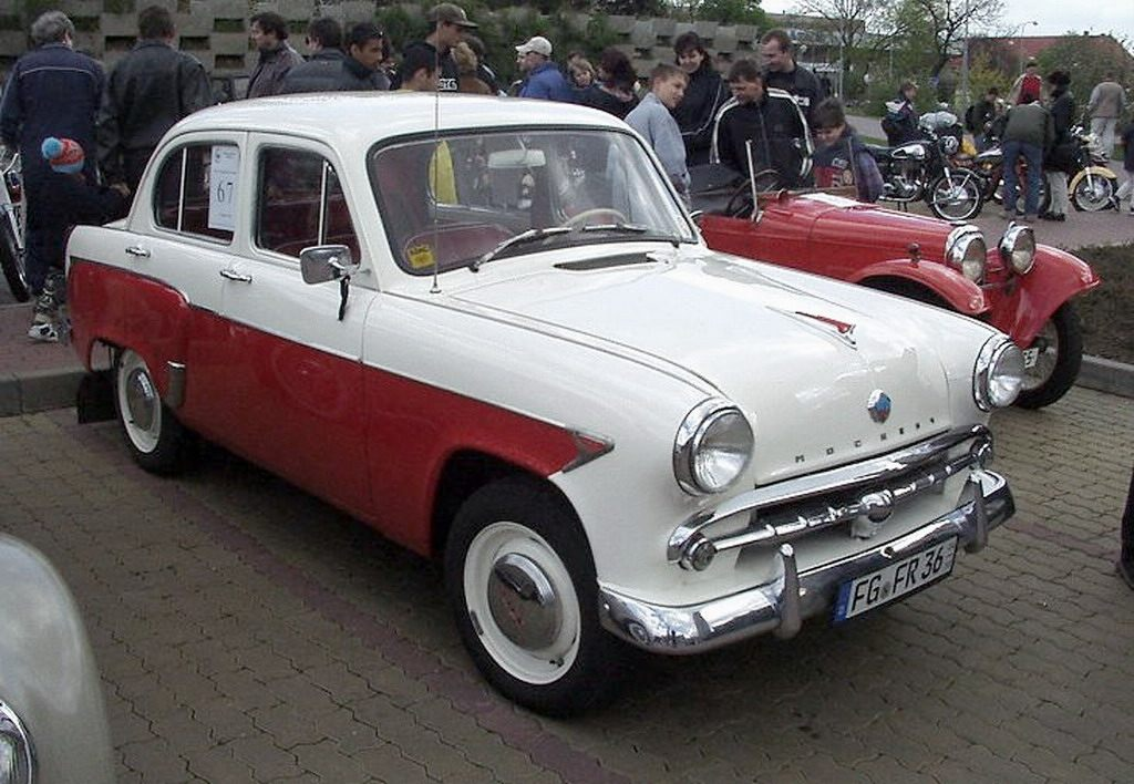 Moskvich 402 photo - 1
