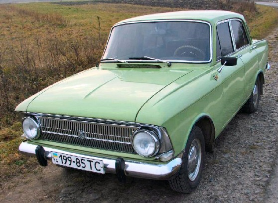 Moskvich 412 photo - 1