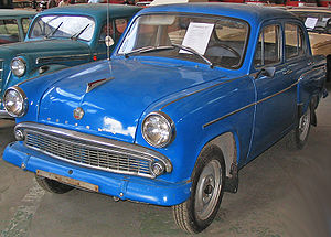 Moskvich 423 photo - 3