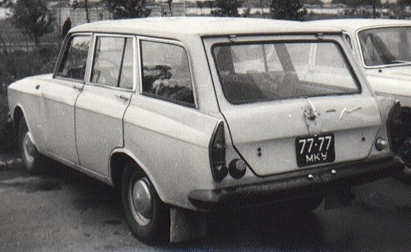 Moskvich 426 photo - 2