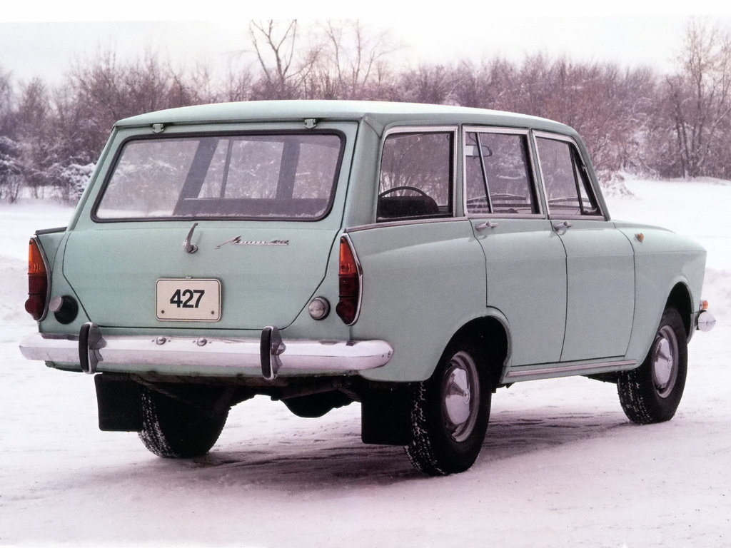 Moskvich 427 photo - 3