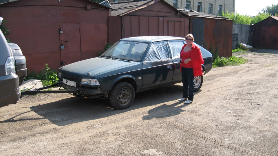 Moskvich svyatogor photo - 3