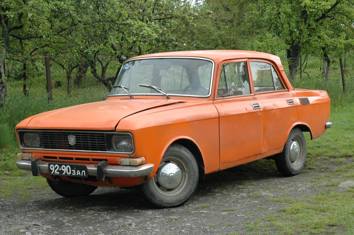 Moskvitch 2140 photo - 1
