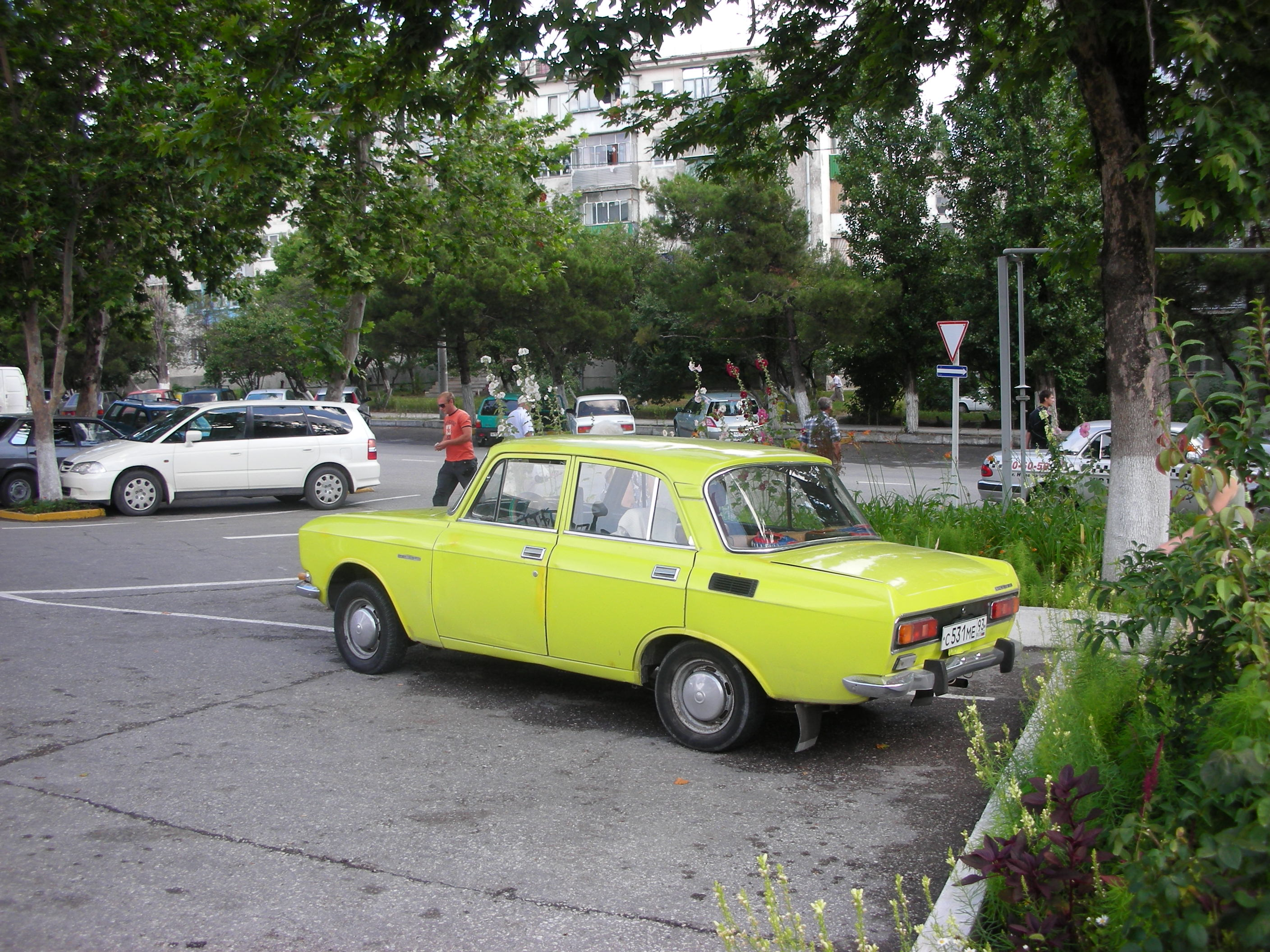 Moskvitch 2140 photo - 4