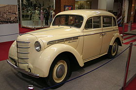 Moskvitch 400 photo - 1