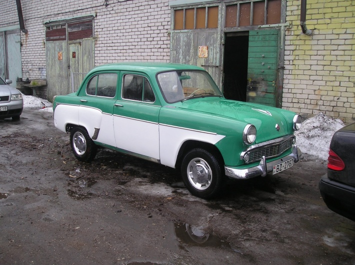 Moskvitch 402 photo - 2